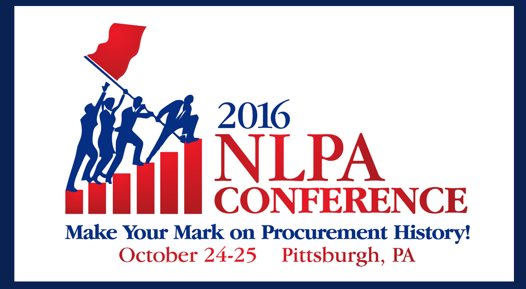 logo of 2016 NLPA Conference