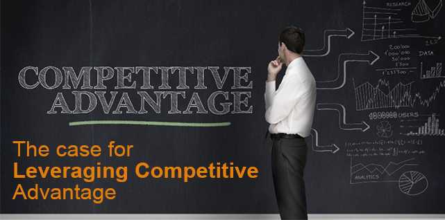 leveraging it for a competitive advantage case A strategy for cultivating competitive advantage talent acquisition  competitive advantage leveraging the rare, valuable, and  2 revisiting the business case.