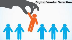 Digital Vendor Selection